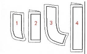 how to cut out the pattern for men u0027s pants fashion freaks
