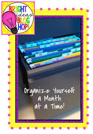 organizing yourself teaching ever after organizing yourself a month at a time a