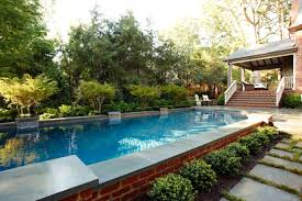 asian inspired lap pool with contemporary water features u2014 marcia