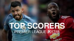epl table fixtures results and top scorer premier league 2017 18 top scorers youtube