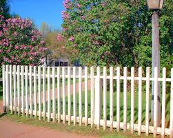 Different Types Of Fencing For Gardens - fence pictures of different types configurations and for various