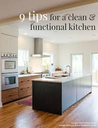 9 tips u0026 inspirations for a clean u0026 functional kitchen create