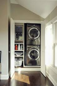 laundry in kitchen ideas 25 best small laundry space ideas on small laundry