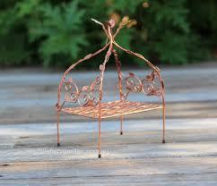 fairy bed fairy gardens wa australia miniature fairies furniture