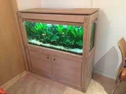 Wohnzimmertisch Aquarium Vollholz Möbel Andre Der Tischler De