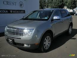2007 Lincoln Mkx Interior 2007 Alloy Grey Metallic Lincoln Mkx Awd 72705630 Gtcarlot Com