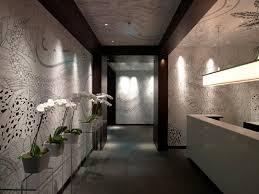entrance hallway hospitality interior design of steak 954 fort