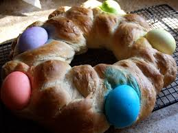 the good life gourmet easter egg bread