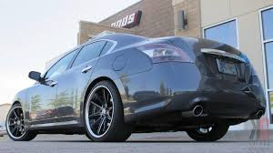 nissan maxima with black rims kc trends showcase asanti black abl 5 wheels mounted with toyo