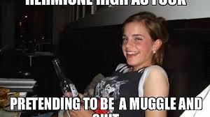 Underage Drinking Meme - i heard imgur likes emma watson imgur