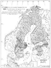 Map Delaware Delaware River Settelements Sweden Map 1655