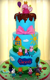 peppa pig cake ideas peppa pig cakes decorations the best ideas on cake cake ideas