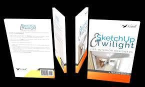 sketchup and twilight for interior designers book and course