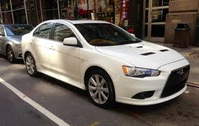 white mitsubishi lancer with black rims 2013 mitsubishi lancer ralliart review the torque report