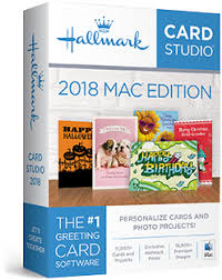 greeting card software hallmark card studio 2018 for mac