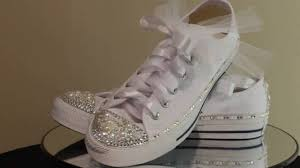 wedding shoes converse wedding converse sneakers wedding sneakers bling sneakers