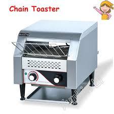 mercial Chain Toaster Food Processing Machine Kitchen Utensils