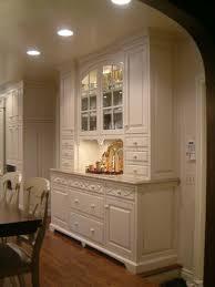 built in hutch kitchen pinterest family kitchen storage and
