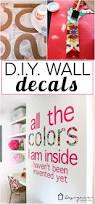 diy custom wall decals that will make you swoon designer omg these custom wall decals are amazing such a great way to do a