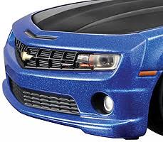2010 blue camaro maisto pro collection 1 24 scale diecast vehicle grey and