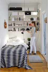 Best Small Bedrooms Images On Pinterest Home Tiny Bedrooms - Ideas for really small bedrooms