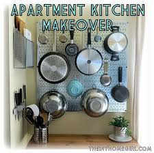 Kitchen Pegboard Ideas Pegboard For Kitchen Drawers Kitchen Pegboard To Organize And