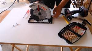 diy how to make a homemade table saw winston buzon youtube