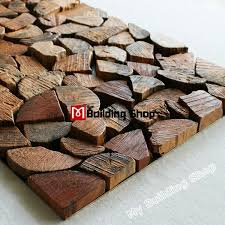 wood mosaic wall tile nwmt165 3d wood pattern mosaic tiles