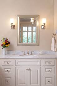 Target Mirrors Bathroom Bathroom Mirrors Traditional With Vanity Border Tiles