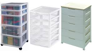 small white storage cabinet incredible 4 drawer plastic storage chest walmart sterilite storage