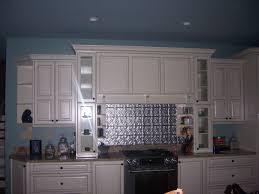 kitchen backsplash tin marvellous tin kitchen backsplash rajasweetshouston com