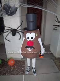 U0026 Potato Head Costume Coolest Mister Potato Head Costume Potato Head Costume