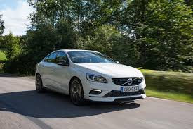 big d volvo 2018 volvo s60 v60 polestar get 30 percent more downforce motor