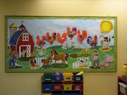Preschool Bulletin Board Decorations Best 25 Farm Bulletin Board Ideas On Pinterest Farm Theme