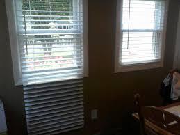Inside Mount Window Treatments - window blinds inside mount modification doityourself com
