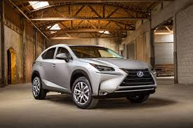 lexus hybrid sedan 2015 2015 lexus nx compact crossover launches with hybrid and turbo options