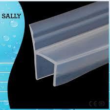 ac006 easy to install glass shower door plastic seal strip buy