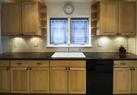 kitchen backsplash ideas white cabinets brown countertop cottage