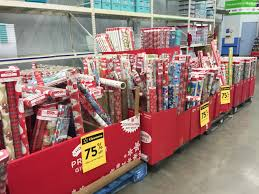 clearance christmas wrapping paper walmart 75 christmas items