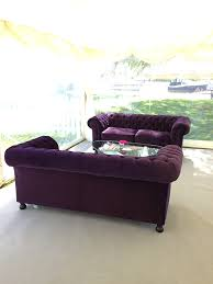 Chesterfield Sofa Hire Purple Velvet Chesterfield Inspired Armchair Funky Furniture Hire