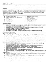 Sample Resume For Qtp Automation Testing by Resume Automation Manager Tools You Are Comfortable Using Good