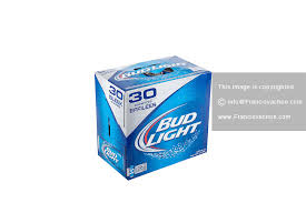 how much is a 30 pack of bud light a pack of 30 296ml sleek cans of bud light beer stock photos by