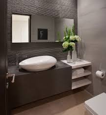 Modern Powder Room Vanity The Holland Design Ideas For A Modern