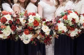 wedding flowers fall beautiful fall wedding flowers fall wedding bouquets navy fall