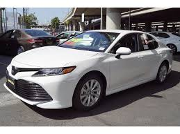 what is a toyota camry 2018 toyota camry le 4dr car in los angeles t8030656 toyota