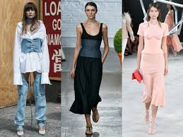fashion trends 2017 summer 2017 fashion trends guide to spring and summer styles