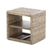 meubles en rotin meuble en kubu osier et rotin grenier alpin