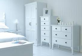 White Bedroom Furniture From New England Lifestyle  UK Home IdeasUK
