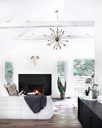 Black Paint For Fireplace Interior Best 25 Black Brick Fireplace Ideas On Pinterest Black