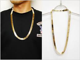 gold chain necklace woman images Solt and pepper rakuten global market no brand gold plate chain jpg